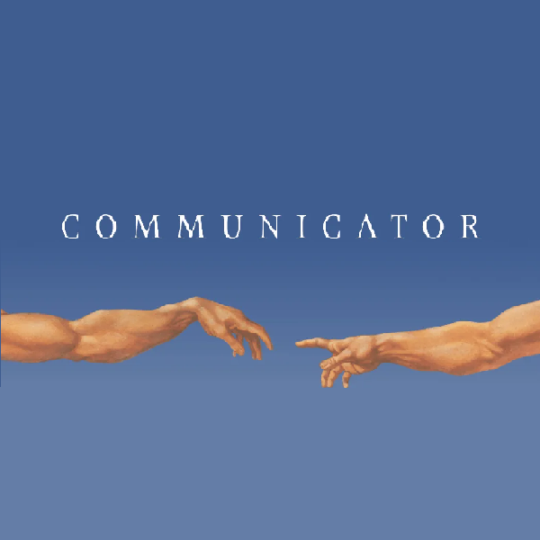 The logo for Communicator Ltd.